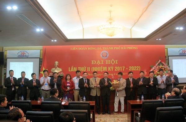 Đại hội LĐBĐ Hải Phòng khóa II (nhiệm kỳ 2017 – 2022): Đổi mới để phát triển