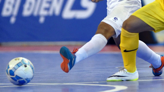 Lịch thi đấu giai đoạn 2 Giải vô địch quốc gia Futsal HDBank 2017