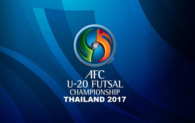 Lịch thi đấu Giải vô địch U20 châu Á 2017