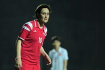 Nữ cầu thủ Syria: Còn bóng đá là còn sự sống