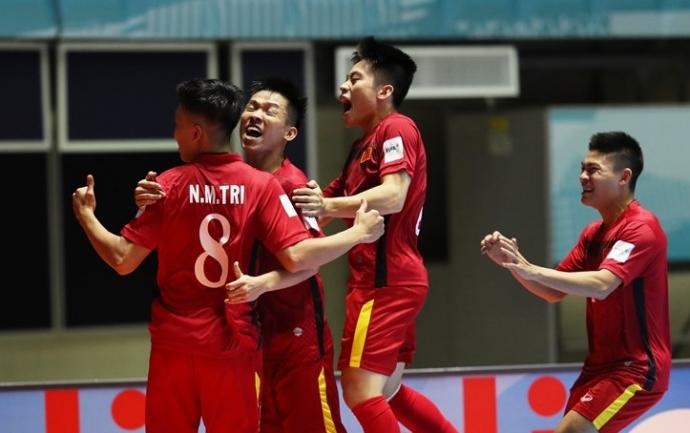 Kế hoạch hoạt động của ĐT Futsal Quốc gia năm 2017