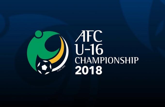 LỊch thi đấu của ĐT U16 Việt Nam tại vòng loại châu Á 2018