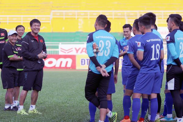 Danh sách tập trung ĐT U22 Việt Nam chuẩn bị đấu giao hữu với U20 Argentina