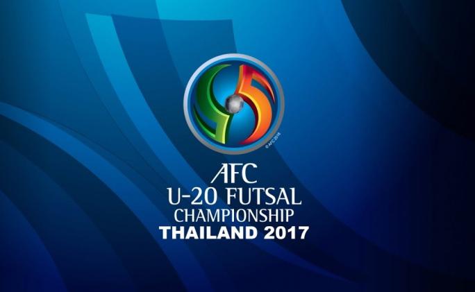 Danh sách ĐT U20 Futsal Việt Nam tập trung chuẩn bị tham dự Giải vô địch U20 futsal châu Á 2017