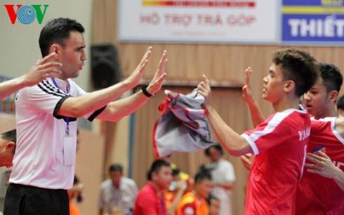 ĐT U20 Futsal Việt Nam hướng tới mục tiêu lọt vào tứ kết giải châu Á