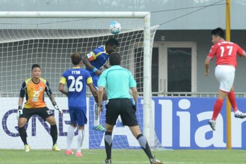 Than Quảng Ninh chia tay AFC Cup bằng chiến thắng