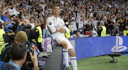Ronaldo lập hàng loạt kỷ lục sau cú hat-trick vào lưới Atletico