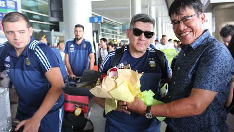 Hôm nay (10/5), bắt đầu bán vé trận giao hữu quốc tế giữa ĐT U22 Việt Nam và ĐT U20 Argentina