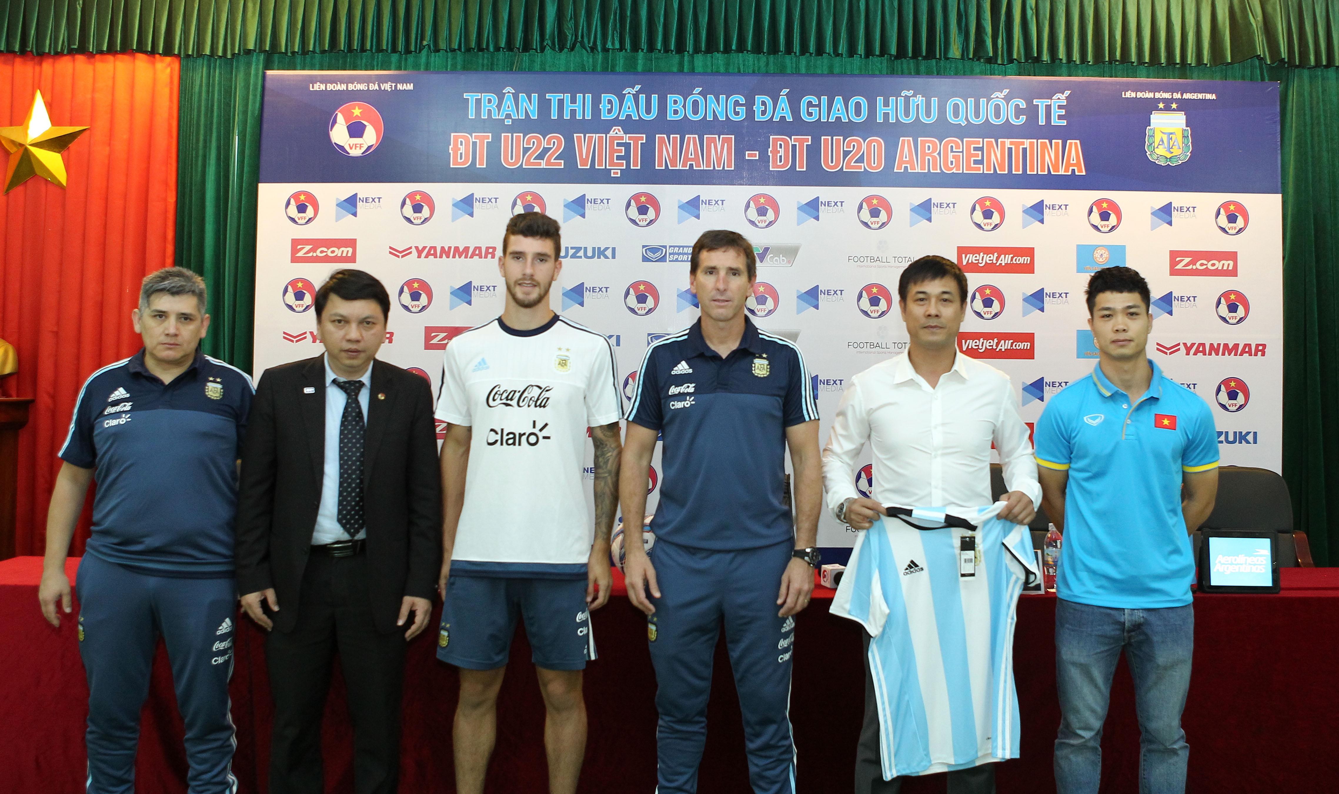 """HLV Nguyễn Hữu Thắng: """"U20 Argentina là đối thủ nặng ký tại U20 Thế giới 2017"""""""