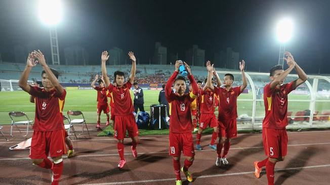 FIFA ấn tượng với màn trình diễn của U20 Việt Nam