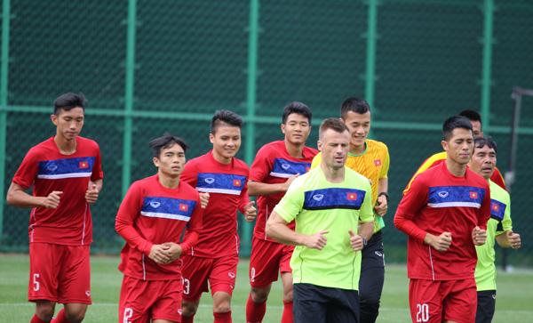 U20 Việt Nam chuẩn bị cho trận gặp Pháp: Tinh thần vẫn là vũ khí quan trọng nhất