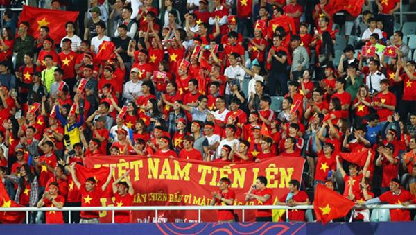 Đồng hành cùng đội tuyển U20 Việt Nam: CĐV Việt Nam - Muôn dặm vì tình yêu!