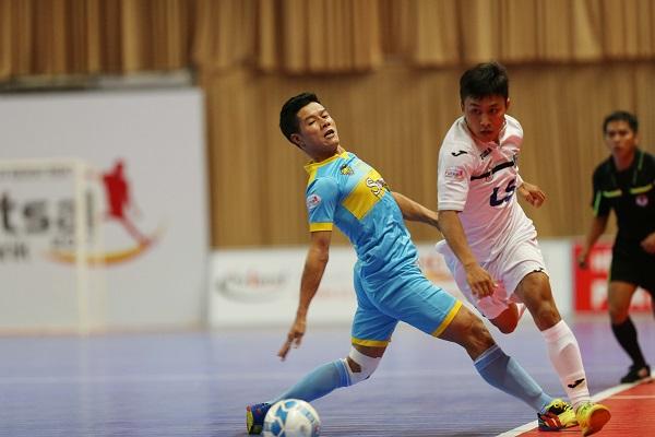 Khởi tranh lượt về giai đoạn 2 Giải futsal VĐQG HDBank 2017: Thái Sơn Nam khẳng định sức mạnh
