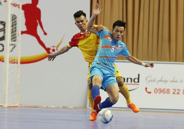 Vòng 11 giải futsal VĐQG HDBank 2017: HPN Phú Nhuận lên nhì bảng
