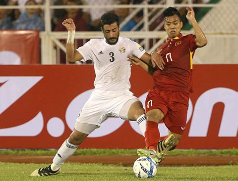 Vòng loại Asian Cup 2019: Việt Nam chia điểm với Jordan