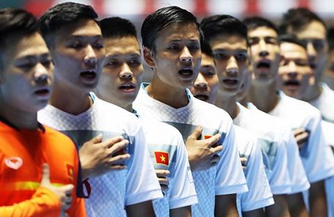 Danh sách ĐT Futsal Quốc gia tập trung chuẩn bị tham dự SEA Games 29