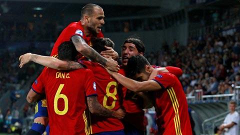 Bán kết U21 châu Âu 2017: Đức, Tây Ban Nha vào chung kết