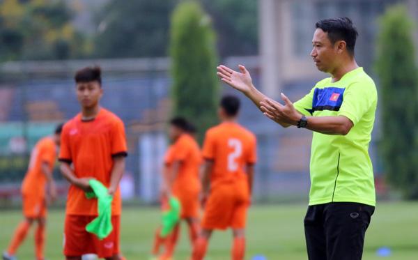 ĐT U15 Việt Nam bổ sung lực lượng hướng tới giải vô địch U15 Đông Nam Á 2017