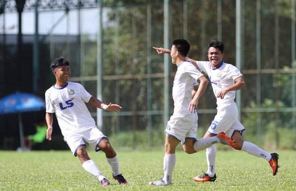 VCK giải vô địch U17 QG- Cúp Thái Sơn Nam 2017: HAGL thắng trận đầu tiên