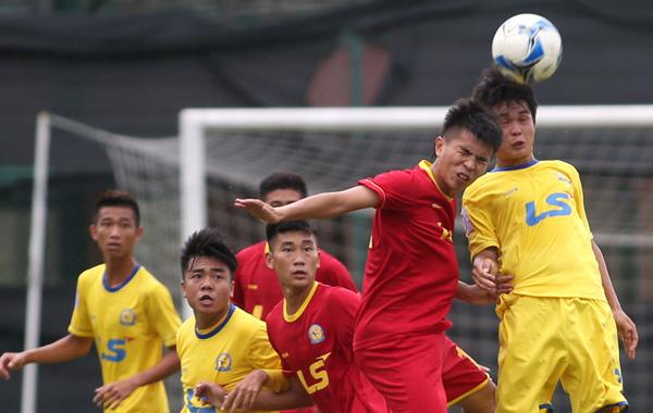 VCK giải vô địch U17 QG- Cúp Thái Sơn Nam 2017: Đồng Tháp thành cựu vô địch