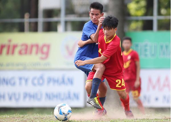 VCK giải vô địch U17 QG- Cúp Thái Sơn Nam 2017: Viettel và TP.HCM ghi danh vào bán kết