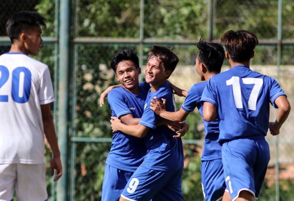 VCK giải vô địch U17 QG- Cúp Thái Sơn Nam 2017: HAGL giành vé cuối cùng vào bán kết