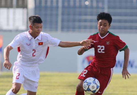 Lịch thi đấu Giải vô địch U15 Đông Nam Á 2017