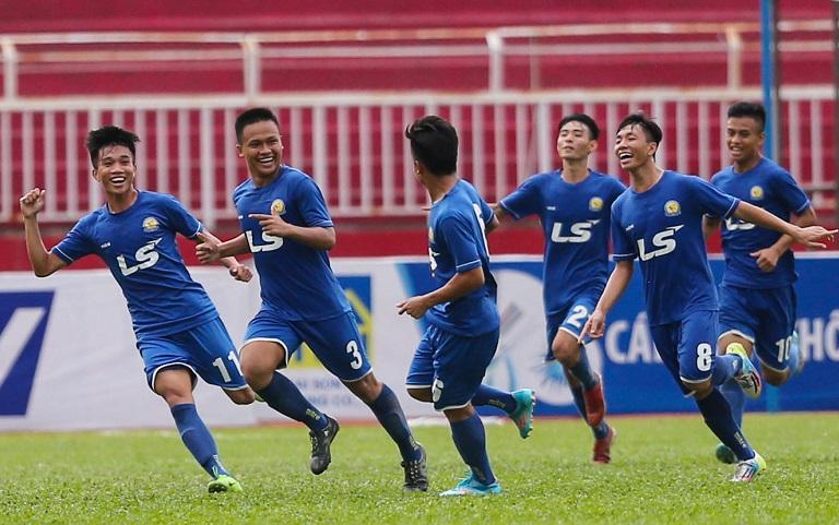 Bán kết 1 giải vô địch U17 QG- Cúp Thái Sơn Nam 2017: PVF ghi danh vào chung kết