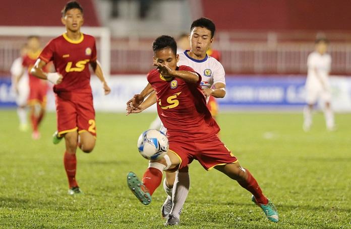 Bán kết 2 Giải vô địch U17 QG- Cúp Thái Sơn Nam 2017: HAGL dừng bước trước Viettel