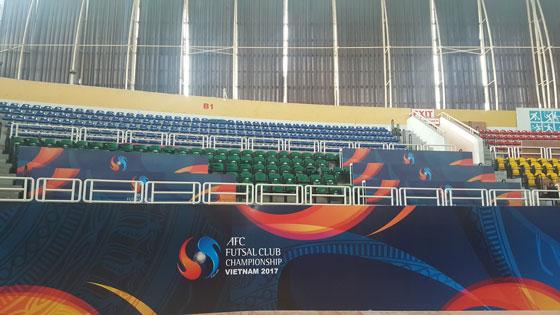 VCK giải Futsal các CLB châu Á 2017: Ngày hội Futsal đỉnh cao châu lục