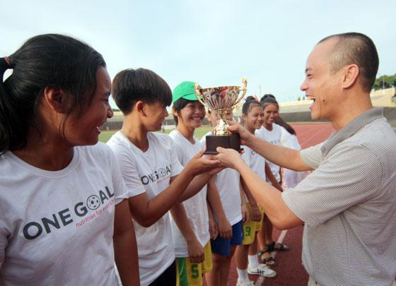 FFAV nhận 2 giải thưởng Vàng từ AFC