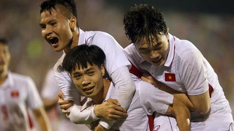 U22 Việt Nam lần thứ hai liên tiếp giành quyền tham dự VCK U23 châu Á