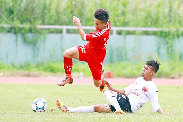 Kết quả VCK giải Bóng đá hạng Nhì Quốc Gia 2017, ngày 26/7: Hà Nội và Bình Thuận giành quyền đi tiếp