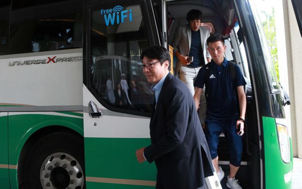 Dàn sao K League đã có mặt tại Hà Nội, sẵn sàng thử tài U22 Việt Nam