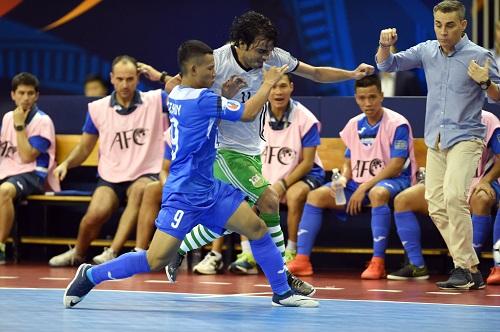 VCK Futsal CLB châu Á 2017: Thất bại trước Chonburi, Thái Sơn Nam sẽ đá trận tranh hạng ba