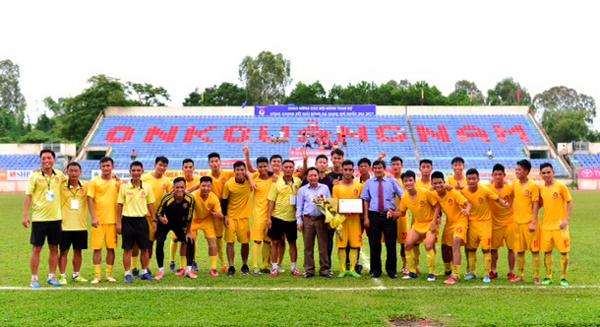 Kết quả VCK giải Bóng đá hạng Nhì Quốc Gia 2017, ngày 29/7: CAND và Bình Định thăng hạng nhất Quốc gia 2018