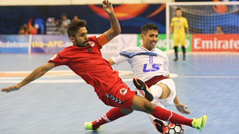 VCK Futsal các CLB châu Á 2017: Ngược dòng ấn tượng, Thái Sơn Nam đứng hạng ba châu Á