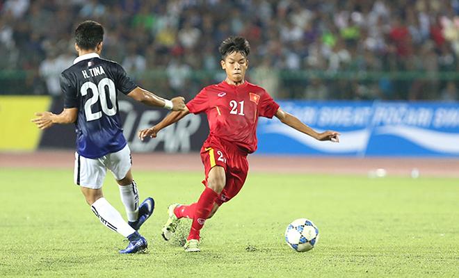 Danh sách ĐT U18 Việt Nam tập trung chuẩn bị tham dự giải U18 AFF 2017