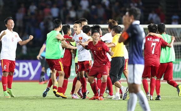 ĐT U18 Việt Nam tập trung chuẩn bị tham dự giải Đông Nam Á 2017
