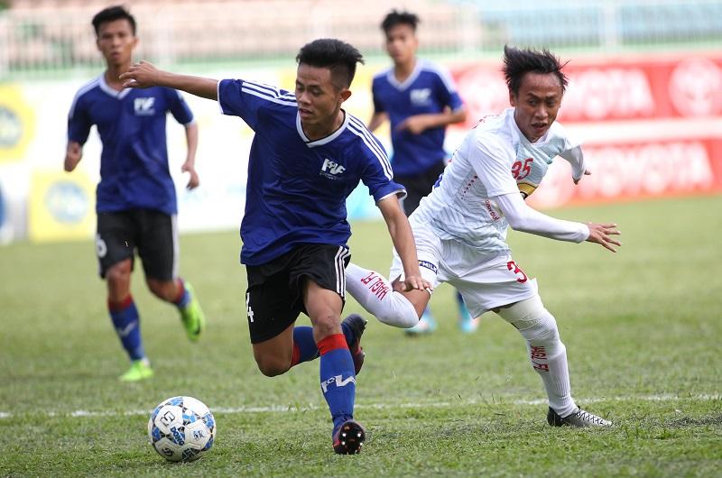 Khởi tranh vòng loại U21 QG Báo Thanh Niên 2017- Cúp Clear Men