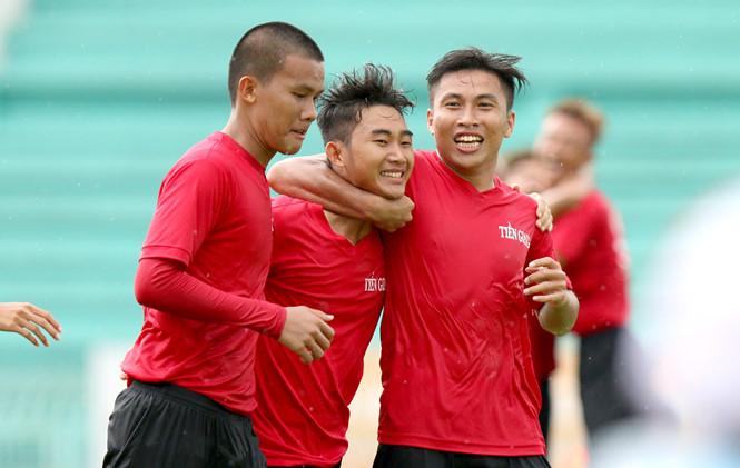 Vòng loại U21 QG Báo Thanh Niên 2017- Cúp Clear Men: Bất ngờ Tiền Giang