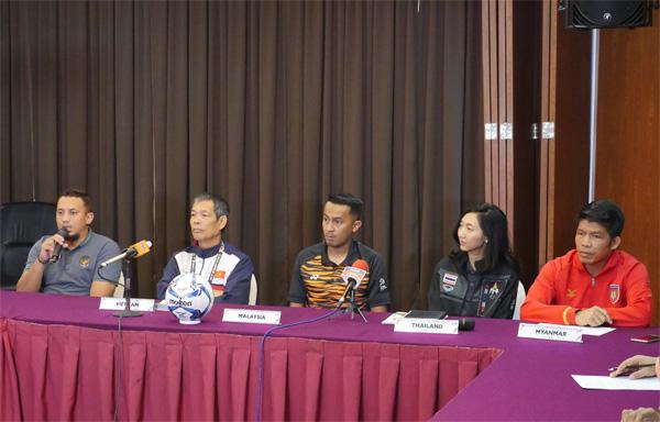 SEA Games 29: Đội tuyển Futsal nữ Việt Nam hy vọng tạo bất ngờ trước Thái Lan