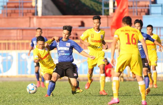 Kết thúc vòng loại U21 QG Báo Thanh Niên 2017 Cúp Clear Men: Hà Nội trở thành cựu vô địch