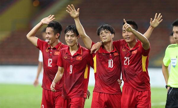 U22 Việt Nam vs. U22 Philippines 4-0: Tiếp mạch chiến thắng