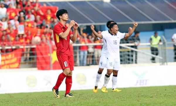 Thua Thái Lan 0-3, U22 Việt Nam dừng chân tại vòng bảng SEA Games 29