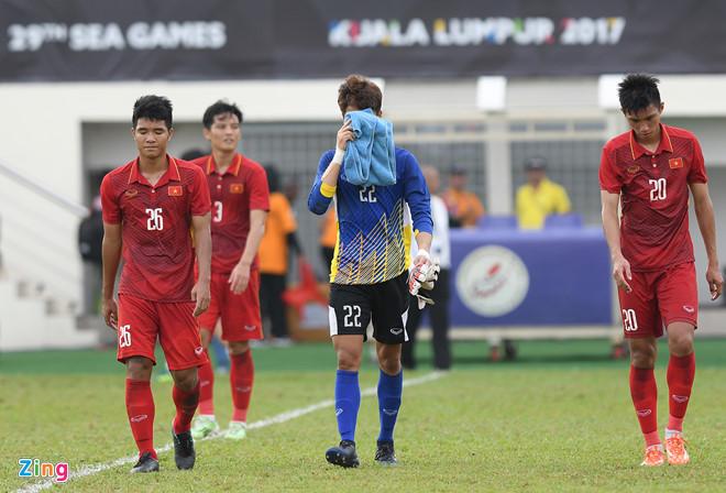 Đồng hành cùng đội tuyển U22 Việt Nam tại SEA Games 29: Xuân Trường, bài phỏng vấn nhiều nước mắt
