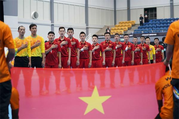 Thắng Indonesia 4-1, tuyển Futsal nam Việt Nam đứng trước cơ hội giành Huy chương Bạc