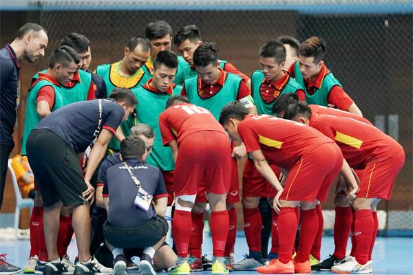 Đồng hành cùng ĐT Futsal nam Việt Nam tại SEA Games 29: Ngày đó ta sẽ làm được