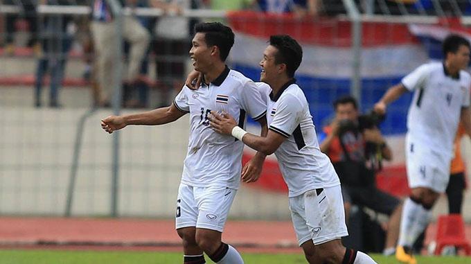 Thắng Malaysia 1-0, Thái Lan giành HCV bóng đá nam SEA Games 29