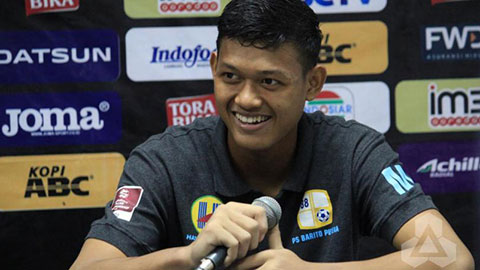 U18 Indonesia mang